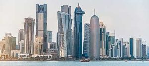 doha city view